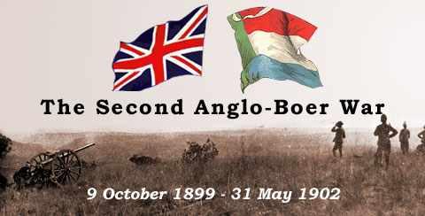 Angle-Boer War 布尔战争