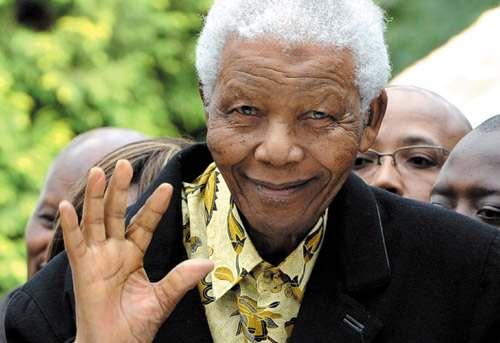 南非前总统称岁曼德