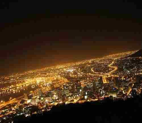 South African Johannesburg