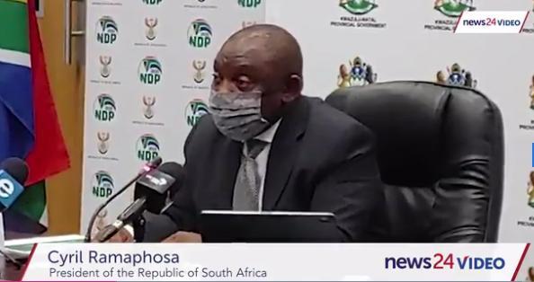 南非政府不愿公布Covid-19预测数据 更严重的还在后头